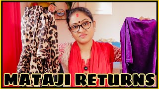 Mataji Returns With A Haul // Captain Nick