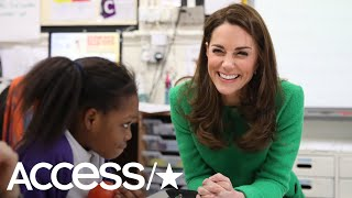 Kate Middleton's Show & Tell Object At A School Visit Was Deeply Personal… | Access