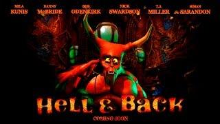 В ад и обратно - Hell and Back [русский трейлер]