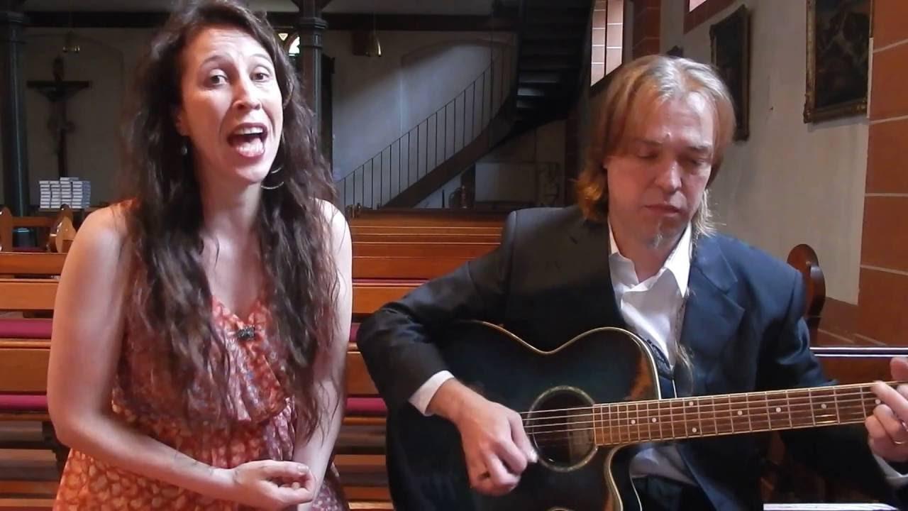 Hochzeitsmusik From This Moment Gesang Zur Hochzeit Gitarre