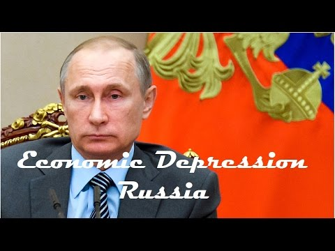 Economic Depression in Russia in 2017