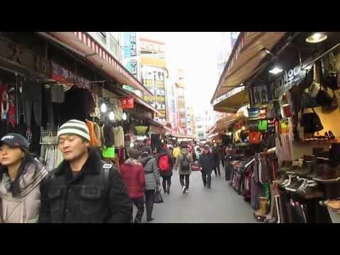 Trip to Seoul Jan 2014 Day 4