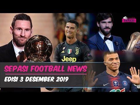 Messi Raih Ballon D'Or, Tapi Ronaldo Tetap Yang Terbaik 😎 Mbappe Tolak Kontrak Baru PSG 🙄