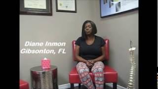 Suncoast SpineMed Patient Testimonial | Diane Inmon