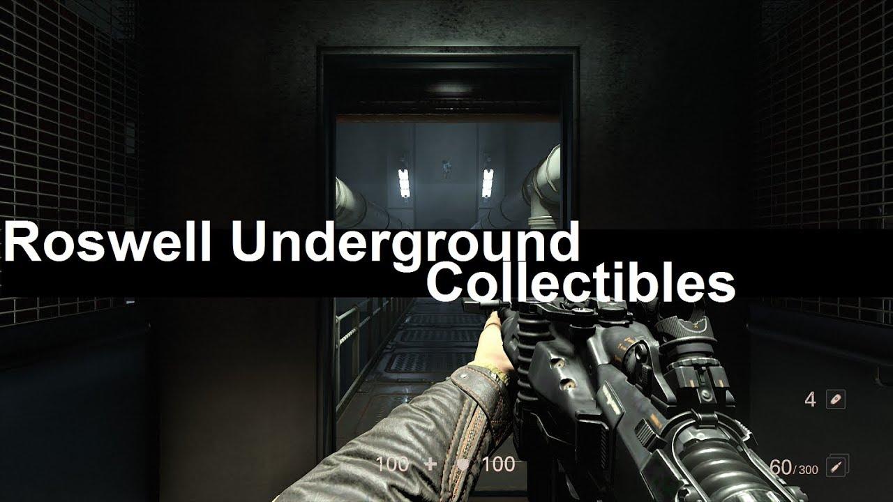 Wolfenstein 2 Subway Map.Wolfenstein 2 Collectibles Roswell Underground District