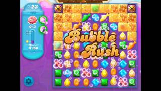Candy Crush Soda Saga Level 483 No Boosters 3 Stars