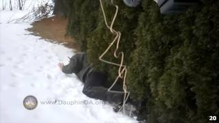 Cop Shoots Unarmed Man in Back Lying Face Down in the Snow