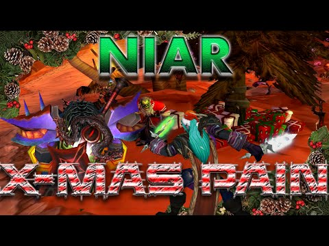 Niar 7 - X-Mas Pain - 60 Night Elf Rogue PVP