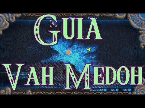 Zelda: Breath of the wild - Interior de Vah Medoh - Guia