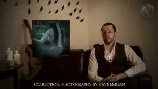 hal sinden - my dying bride, touring & the first ever TALANAS vinyl Thumbnail