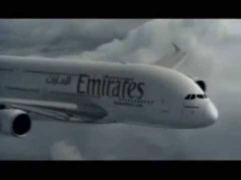 Emirates airline makes aviation history at New Yorks