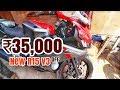 ₹35,000 OFF ON BRAND NEW YAMAHA R15 v3 | BIKE MARKET DELHI | KAROL BAGH