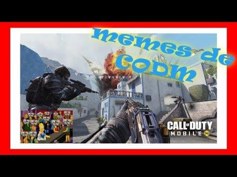 Los Mejores Memes De Call Of Duty Mobile 1 Memes De Cod Mobile Youtube