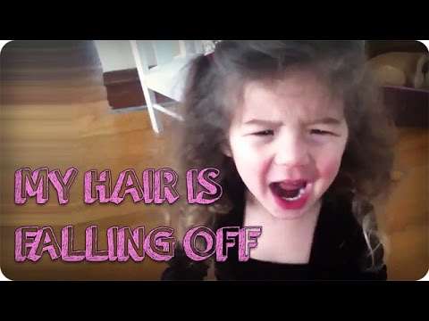 MY HAIR IS FALLING OFF | DADventures: The Nive Nulls