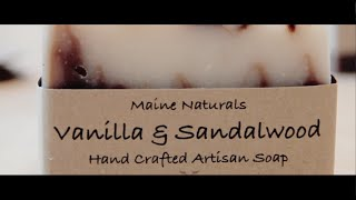 Maine Naturals - Soaps made in Maine