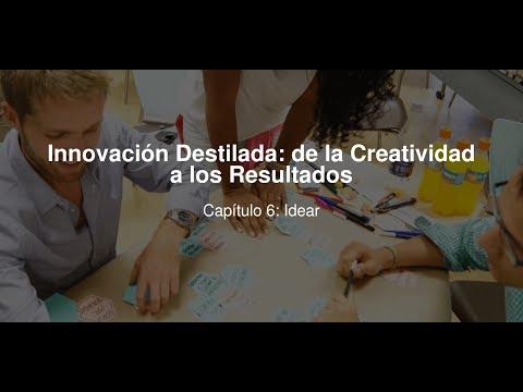 Idear, Capítulo #6 Curso Online Innovación Destilada: