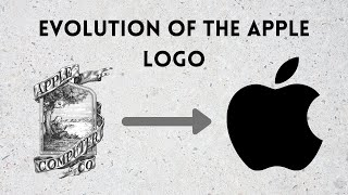 Gambar cover The Evolution of the Apple Logo