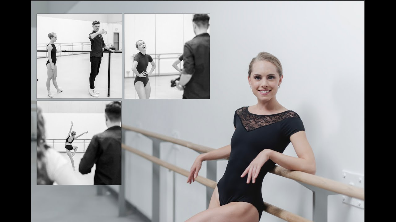 UK Photographer Drew Forsyth Talks about doing Creative Gigs with Ballerina