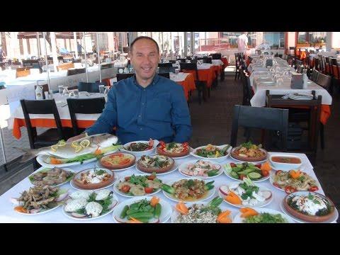 Cunda Deniz Restoran Ege  Mezeleri ve Tarifleri