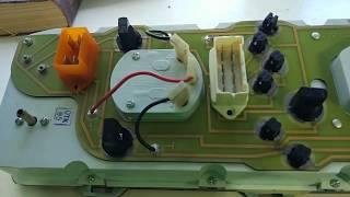Ремонт приборной панели ВАЗ-2107