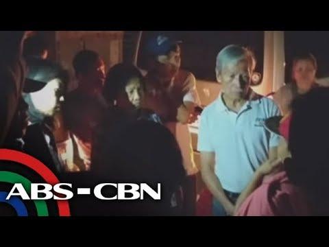 TV Patrol: Grupo ni Satur Ocampo, nahaharap sa kasong kidnapping, human trafficking