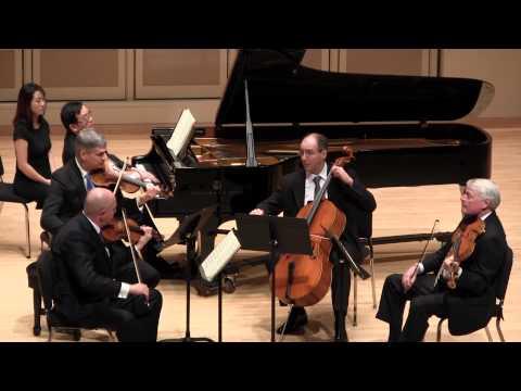 Schumann Piano Quintet (JAN 24, 2013)