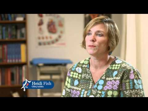 Beal College | Medical Assisting: Heidi
