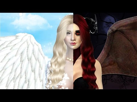 Birth to Death - Angel to Devil - The Sims 4 Machinima