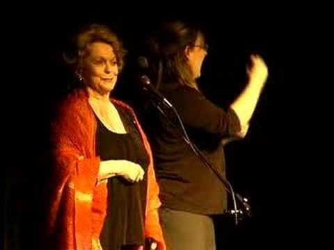 Award Winning Actor Shirley Douglas