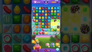 Candy Crush Friends Saga Level 334 Updated 24 Animals