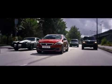 Peugeot 308 GTI • Worldwide Commercial - Push The Limits