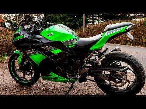 Kawasaki  Ninja 300 Honest Review