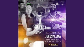 Jerusalema (feat. Burna Boy & Nomcebo Zikode) (Remix) (Radio Edit)