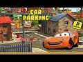 Lightning Mcqueen Car Parking School Android Gameplay - New Car Games for Kids