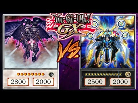 Yugioh GX! VS Deck Duels I CYBER DRAGONS SEASON 2 VS UTOPIA
