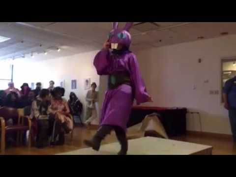 Halloween parade and costume contest 2015 at American Academy of Art