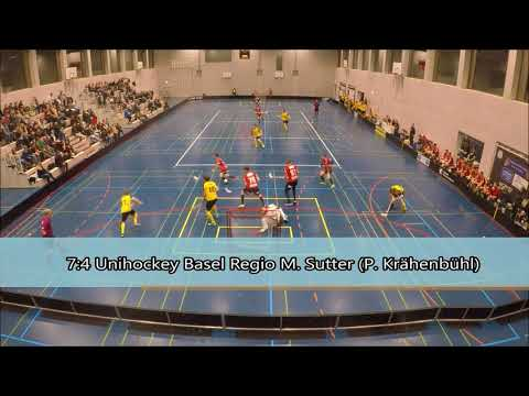 Unihockey Basel Regio - I. M. Davos-Klosters