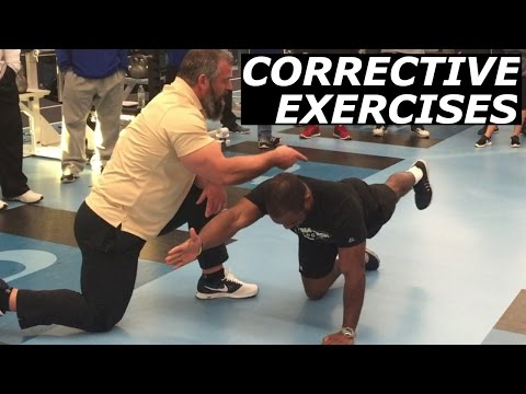 Georgia Tech Yellow Jackets Corrective Exercises for Athletes with Strongman Zach Reed