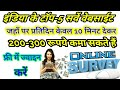 Top 5 Survey Website In India 2019 | Earn/Make Money Online | Work From Home | Without Investment