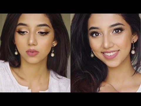 Download Youtube: Eid Makeup Look 2 | Simple & Girly Look 2017