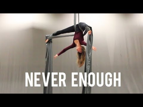 Aerial Silks - Never Enough (The Greatest Showman) / Matilda Butterworth (age 17)