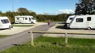 Haycraft Caravan Club Site 2014