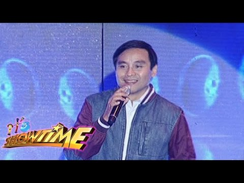 It's Showtime Singing Mo 'To: Ito Posadas sings