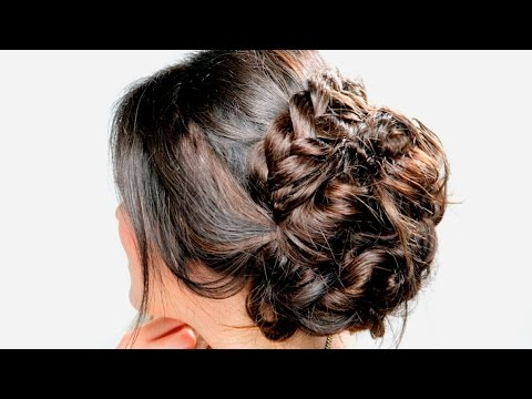 Tutorial peinados faciles boda