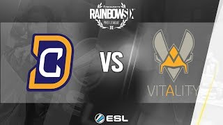 Rainbow Six Pro League - Season 7 - EU - Digital Chaos vs. Team Vitality - Week 5