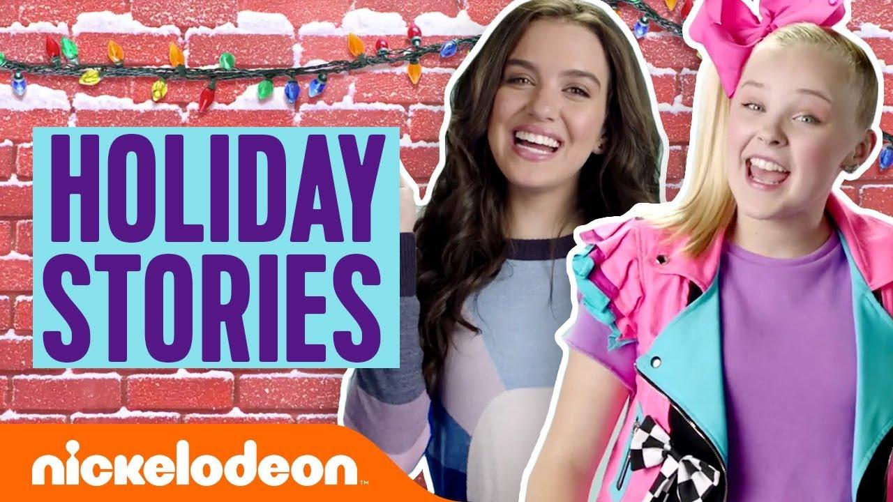 Nick Stars' Favorite Holiday Memories 🎄   #NickStarsIRL