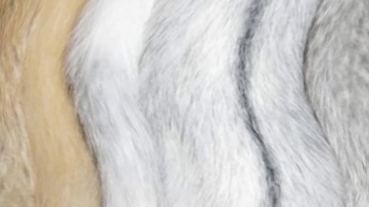 Модные советыКак убрать желтизну с меха