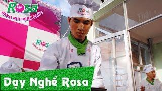 Thi tốt nghiệp đầu bếp chuyên nghiệp K55 tại Biên Hòa
