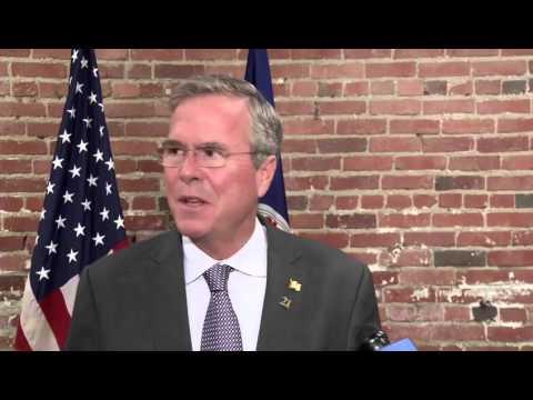 Bush: The Pope Isn't a Scientist 9-24-15