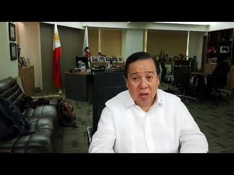 Thinking Pinoy interviews Senator Dick Gordon